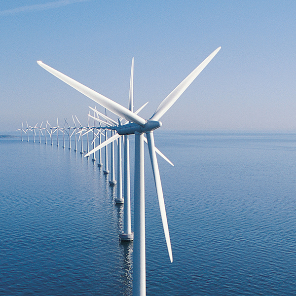 Wind Power Parts : Wind energy applications from thermwood