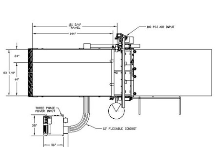 AutoProcessor 7x12 Dimensions