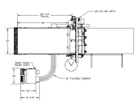 AutoProcessor 5x10 Dimensions