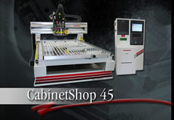 CabinetShop 45 CNC Router by Thermwood