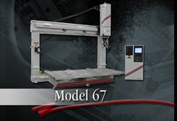 Model 67 CNC Router by Thermwood