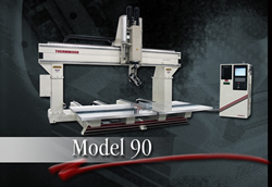 Model 90 CNC Router by Thermwood