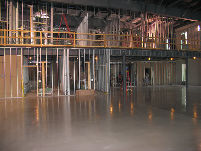 Residential and Commercial Construction Applications by Thermwood