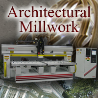 Architectural Millwork Applications