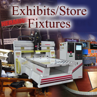 Exhibits and Store Fixtures Applications