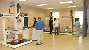 Thermwood Customer Machine Training