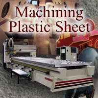 Machining Plastic Sheets Applications
