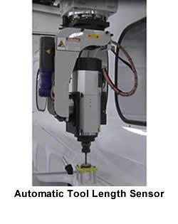 Thermwood Model 77 Auto Tool Length Measurement