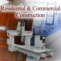 Residential and Commercial Construction Applications