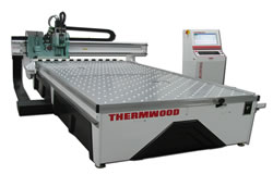 SignRouter 43 CNC Router by Thermwood