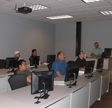 Software Training Class