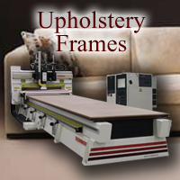 Upholstery Frames Applications