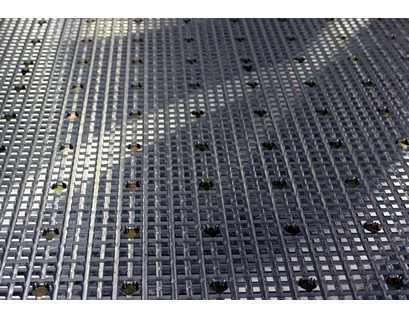 "1/2"" Thick Gridded Aluminum Vaccum Table"