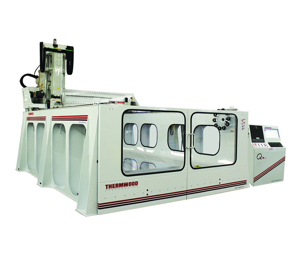 Thermwood Five Axis CNC Routers