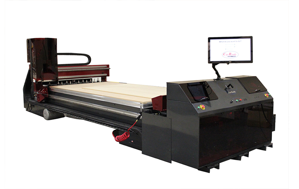 Thermwood Award Winning Cut Center