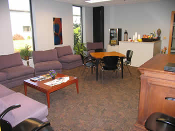 Thermwood Customer Lounge