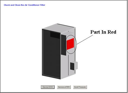 Maintenance Tracking Screenshot